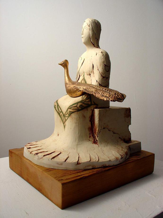 Morro · Escultures - Pandora