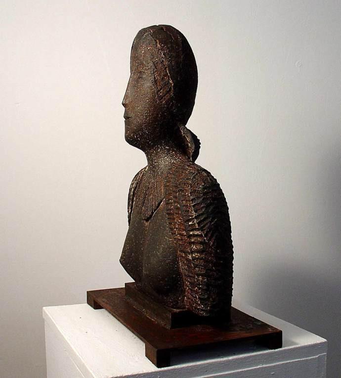 Morro · Escultures - Sibil·la