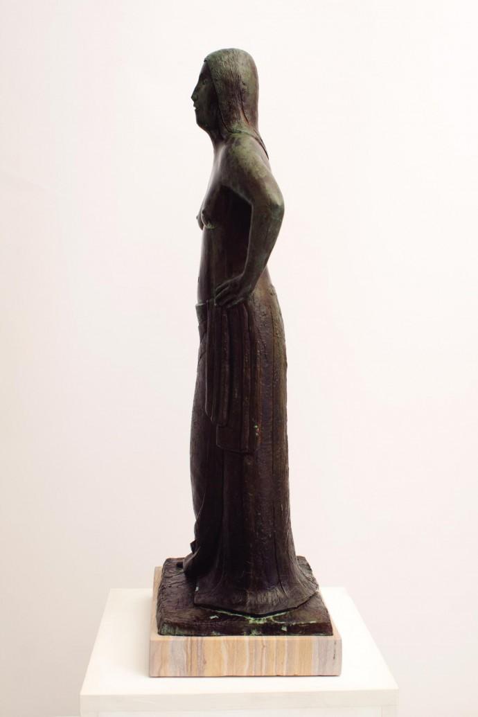 Morro · Escultures - Fortalesa