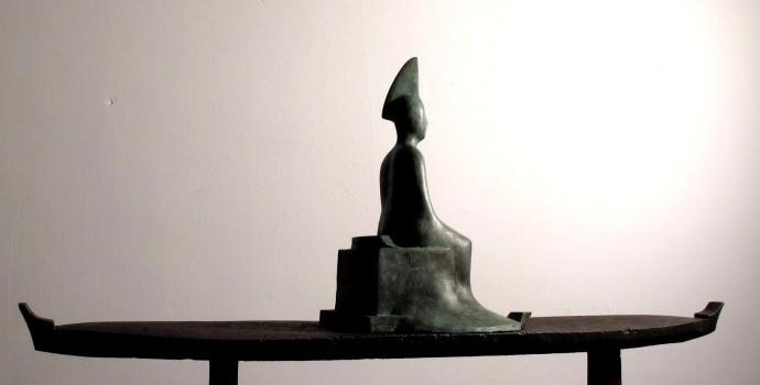 Morro · Escultures - Ítaca o la primera Mar