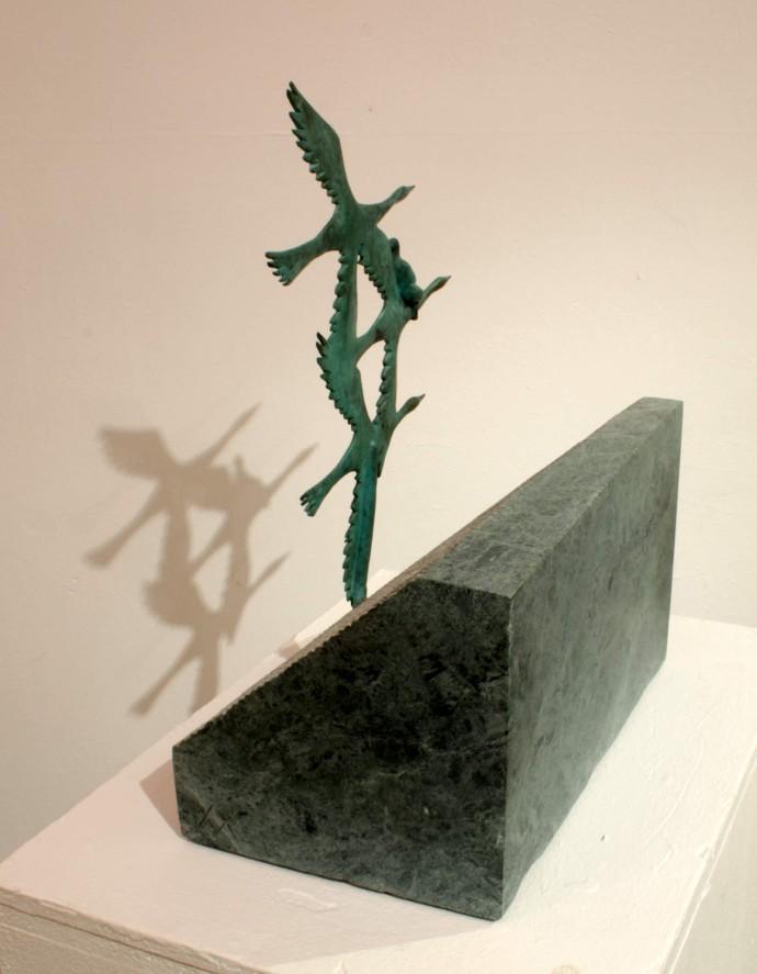 Morro · Escultures - Estel II