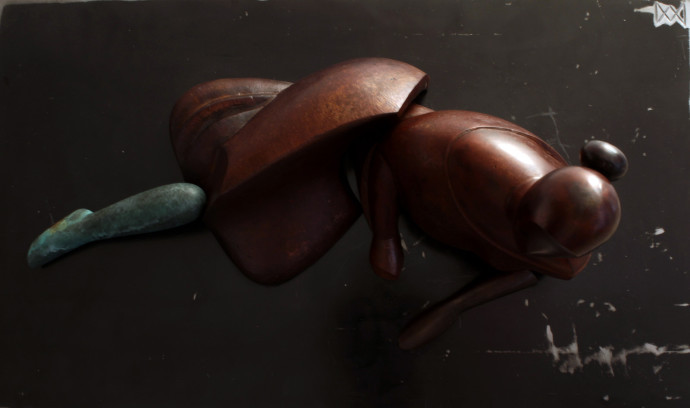 Morro · Escultures - Fetes de pols d'estrelles