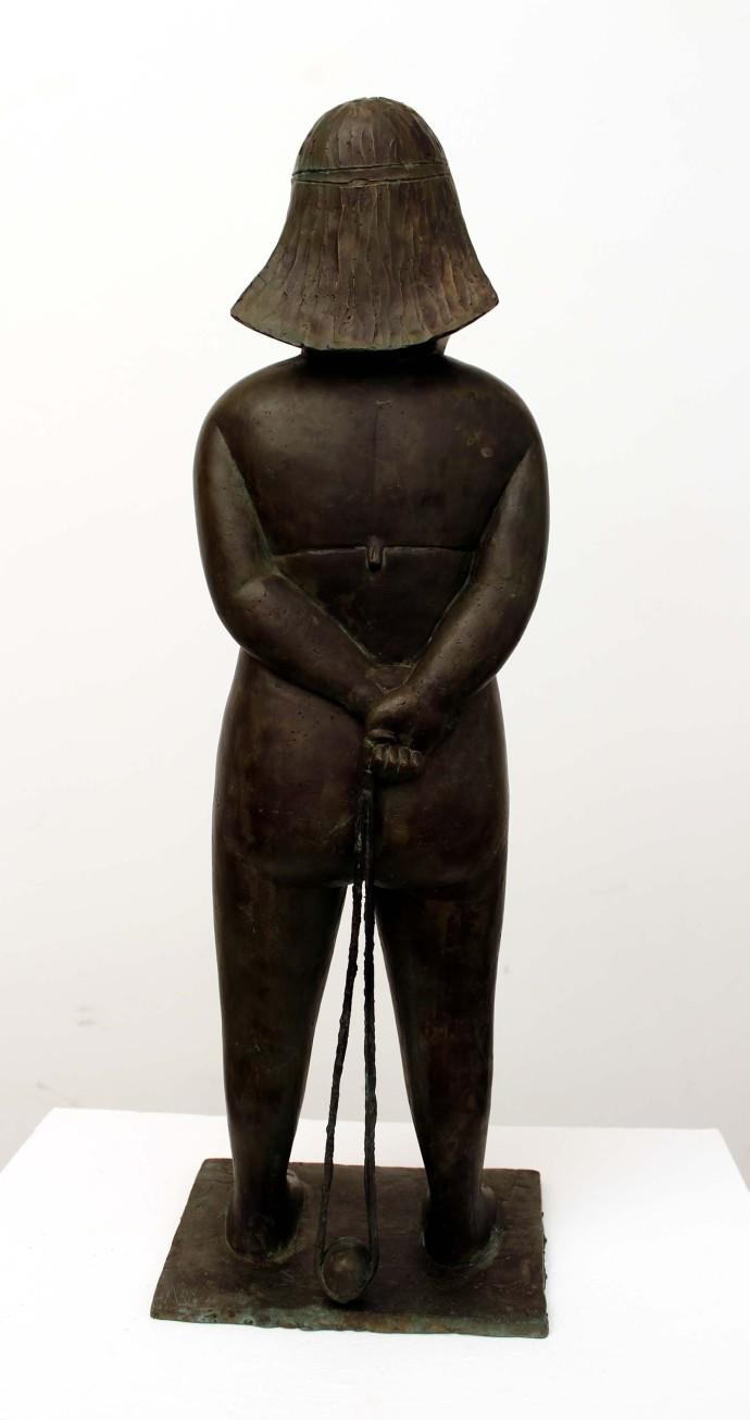 Morro · Escultures - L'aprenenta