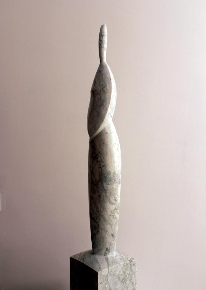 Morro · Escultures - Espigues de quars