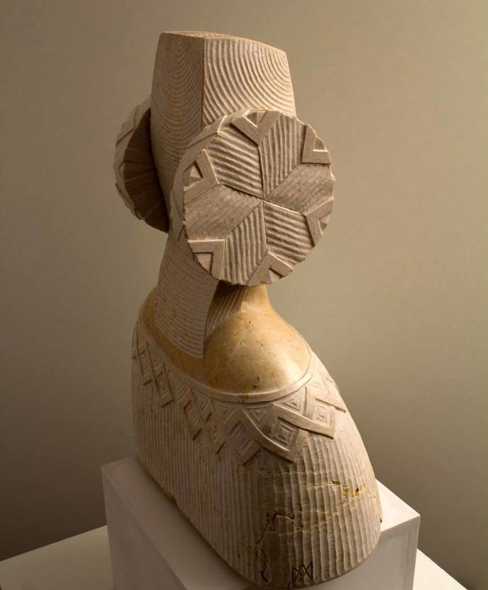Morro · Escultures - La flor del taronger