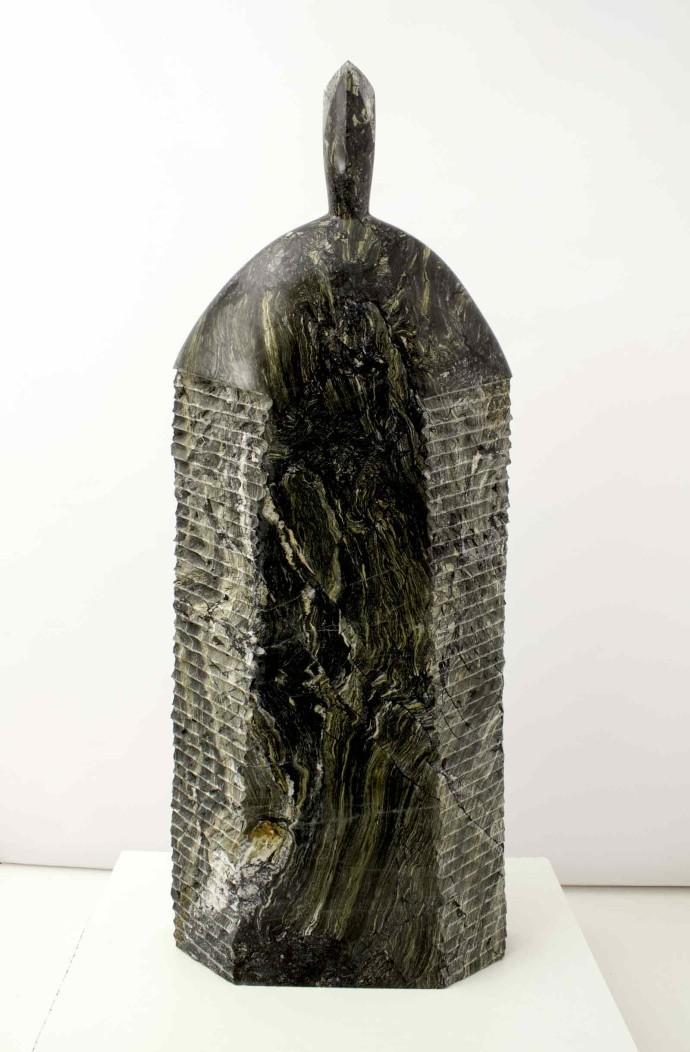 Morro · Escultures - Vestida d'algues d'or i escata