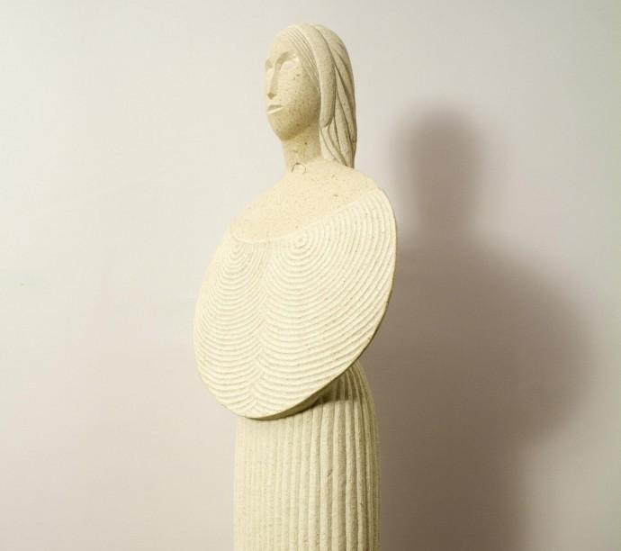 Morro · Escultures - Al·legoria pagana