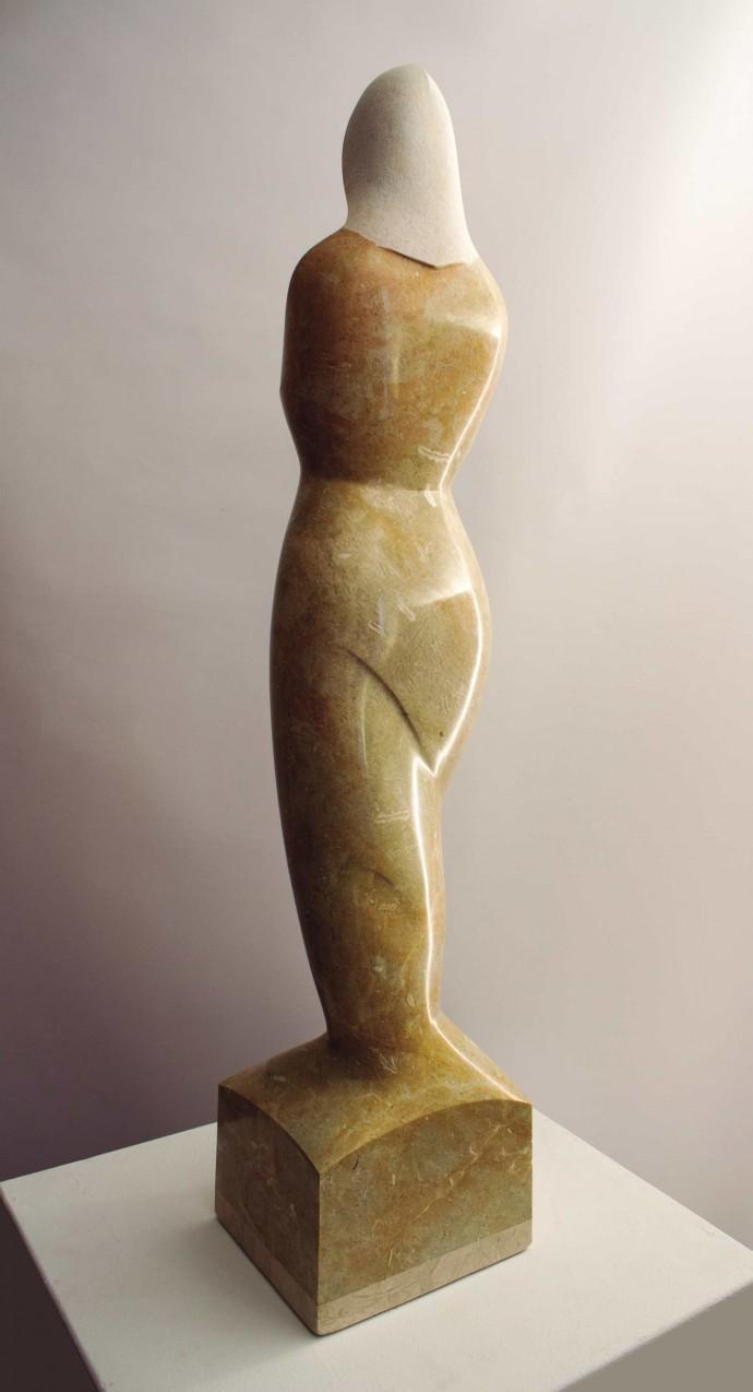 Morro · Escultures - Som éssers de la terra