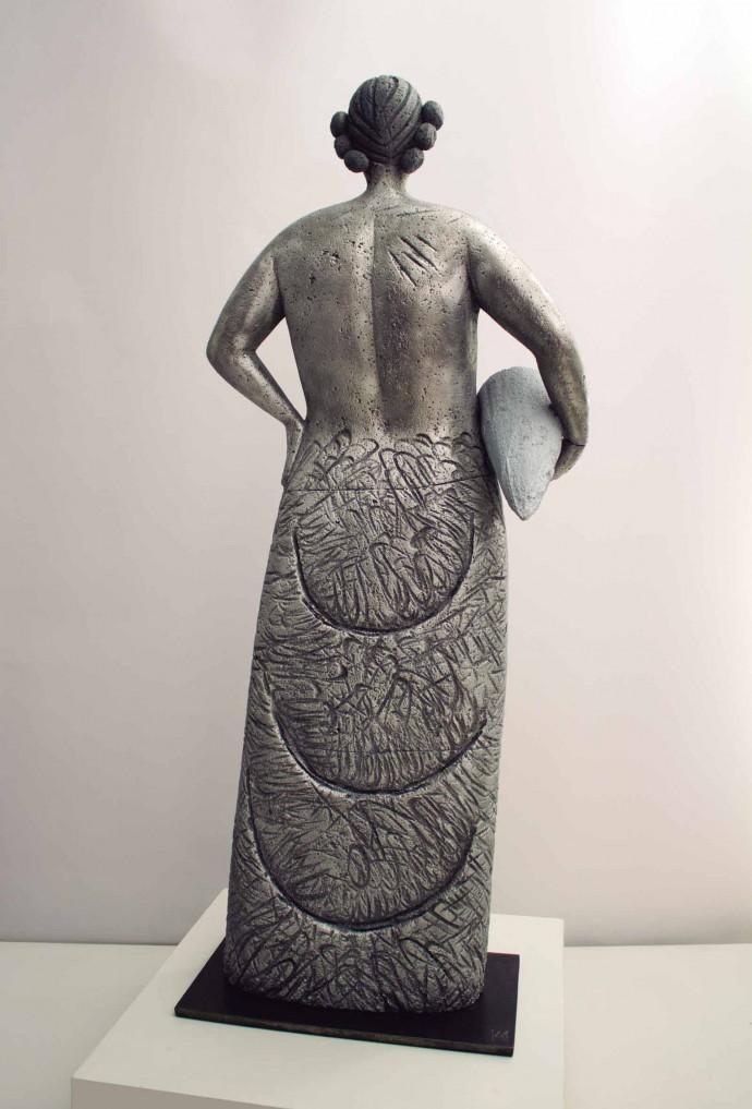 Morro · Escultures - Pluja
